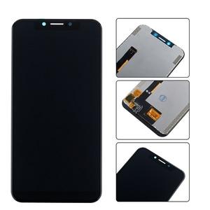"Image 2 - Ocolor ل Elephone A4 شاشة الكريستال السائل و شاشة تعمل باللمس 5.85 ""ملحقات الهاتف المحمول ل Elephone A4 برو LCD + أدوات و لاصق"