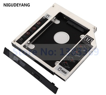 NIGUDEYANG 2nd כונן קשיח SSD HDD SATA אופטי מפרץ Caddy עבור Acer Aspire 5951 5951G 8951 8951G UJ8A0