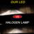 2 Unids Todo En uno LLEVÓ H4 H7 H11 9005 12 V 36 W 8000LM Sustitución halógeno Faros Hi/lo Beam Conducción Luz de Niebla Del Coche Bombilla de La Lámpara 6500 K