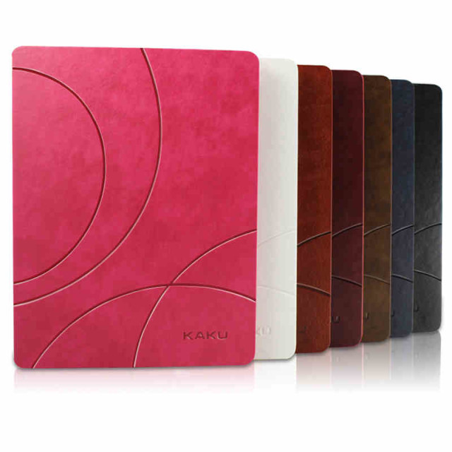For Apple iPad Air 1 tablet case Brand Kaku British Classic Style Elegant Smart Case Cover For iPad 5 Smart case