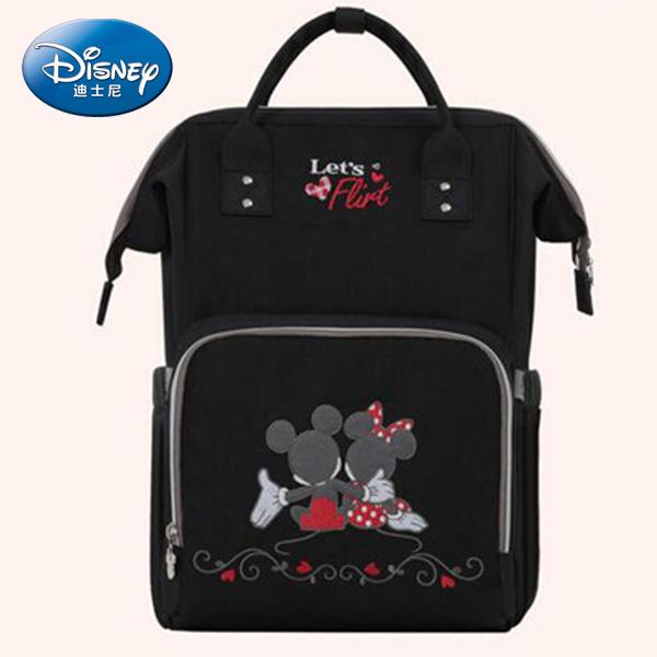 Disney Diaper Bag Baby Bag  Cartoon Mummy Maternity Nappy Bag Brand Water proof Travel Backpack Designer Nursing Care Bag-in Diaper Bags from Mother & Kids on AliExpress - 11.11_Double 11_Singles' Day 1