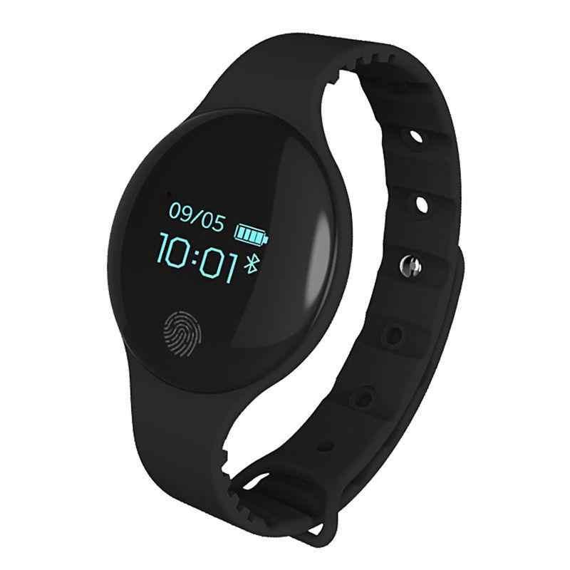 جديد بلوتوث ساعة ذكية الرجال النساء IP65 للماء رصد حالة النوم والخطى سوار الساعات الذكية لالروبوت سامسونج IOS فون