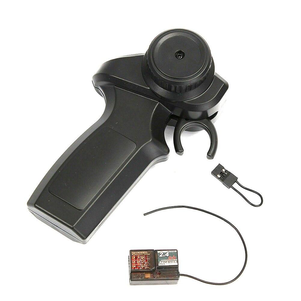 Imperméable à l'eau professionnel électrique planche à roulettes télécommande Mini 2.4 GHz récepteur Longboard accessoires longue portée de Signal #2