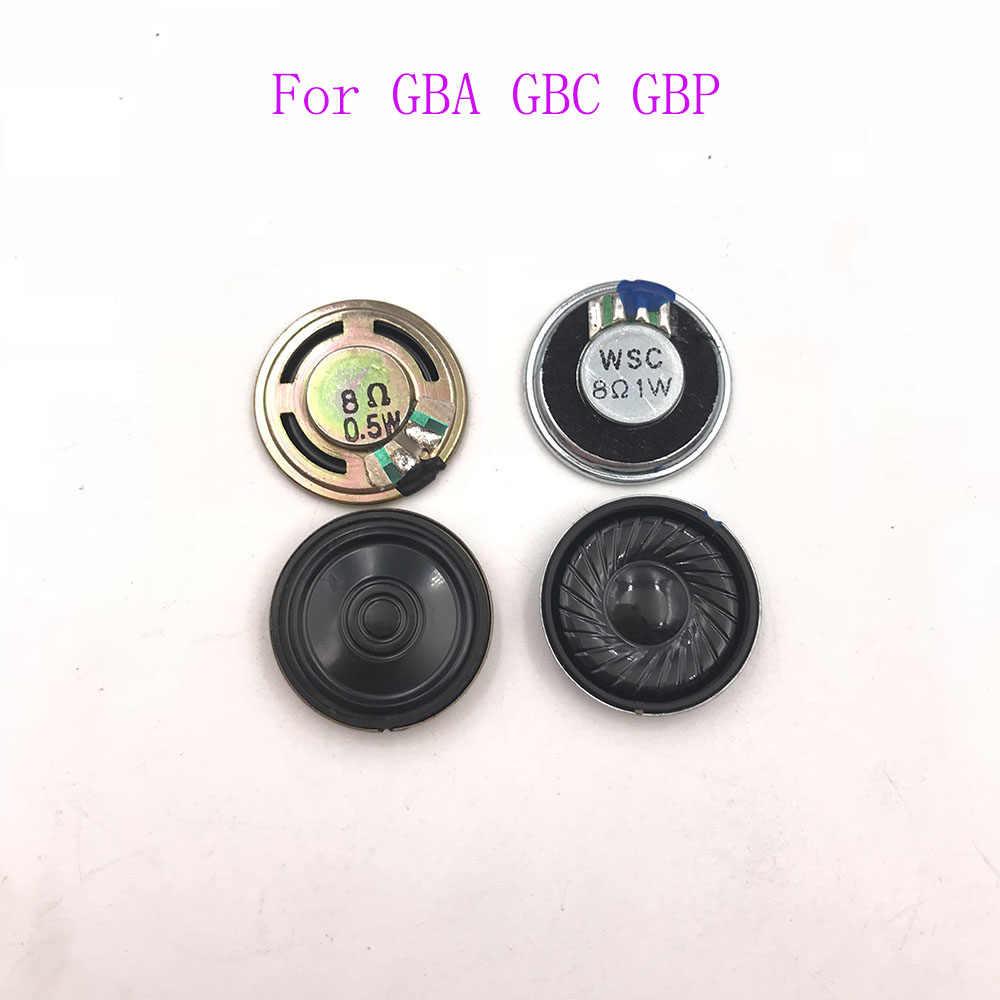 Repuesto de 0,5 W 1W para Game para chico de Color, altavoz avanzado para GBA GBC GBP