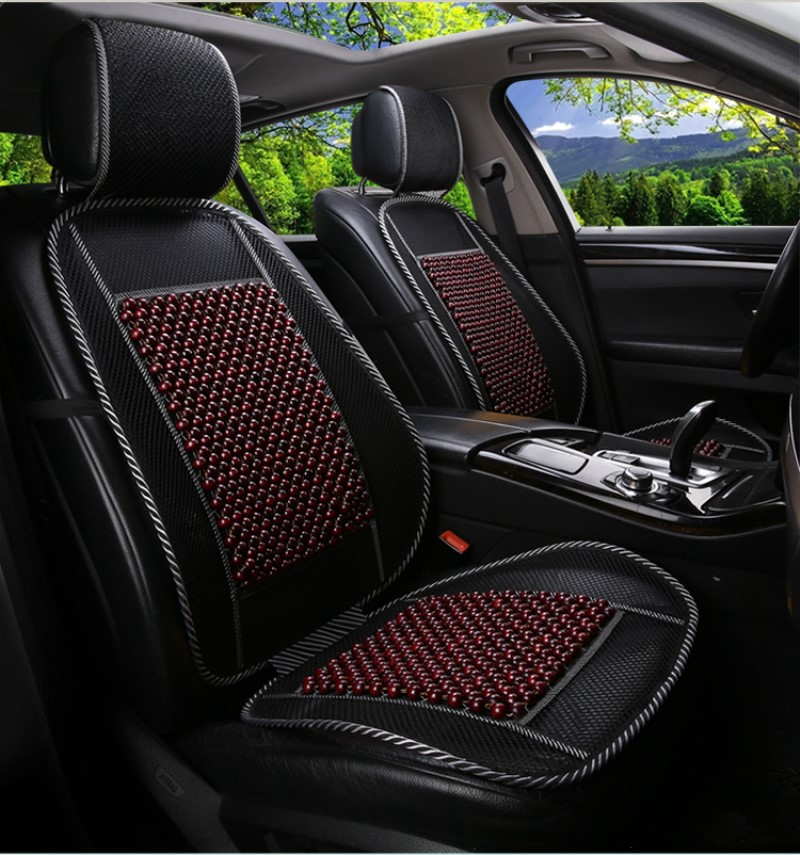 2018 New Car Seat Mat Comfortable Auto Seat Cover Cool Summer Automobile Seat Cushion Back