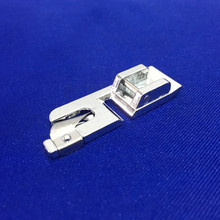 SEWING HEMMING FOOT 1/8″ SNAP ON foot WILL FIT, BROTHER, JANOME, TOYOTA, NEW SINGER DOMESTIC SEWING MACHINES  AA7002