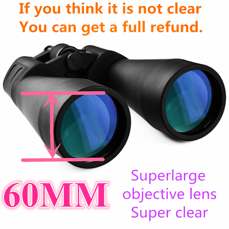 Binoculars Hd Powerful Military High Times Long Zoom 10 380X100 Telescope Lll Night Vision For Hunting Camping Hiking watch moon in Monocular Binoculars from Sports Entertainment