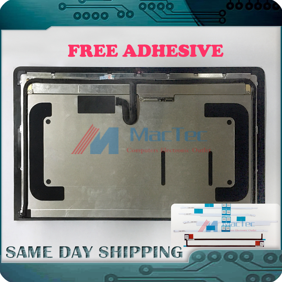 2015 Original New LCD Display LM215UH1(SD)( A1) for Apple iMac 21.5 A1418 Full LCD Screen w/ Glass Display Assembly 4096*2304