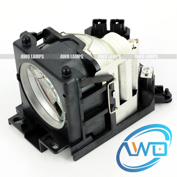 FREE SHIPPING! RLC-003 compatible lamp with housing for VIEWSONIC PJ862 Projector free shipping compatible projector lamp with housing r9832752 for barco rlm w8