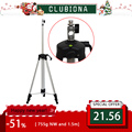 5/8 thread rotary joint or adapter and 755g NW. 1.5m max. height coated alum. tripod of slash functional laser lines laser