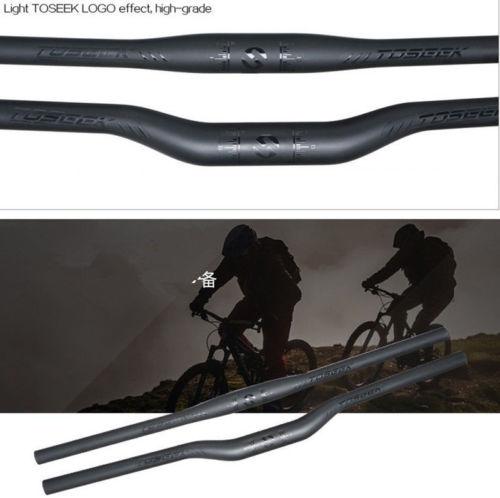 NEW MTB Road Carbon Cycling Handlebar Bike Racing flar riser handlear bicycle