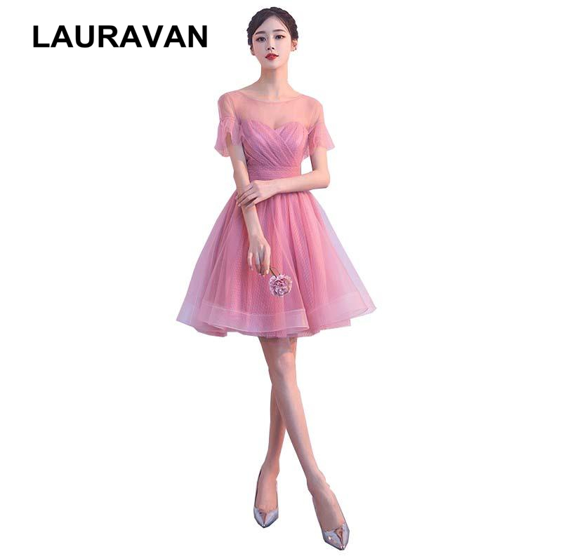cute latest beautiful high school short 8th grade blush formal homecoming dresses tulle girls dressy teen ball gown dress