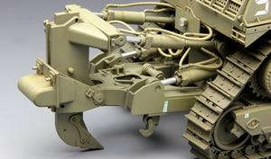 Image 5 - 1/35 D9R teddy bear armoured bulldozer SS 002
