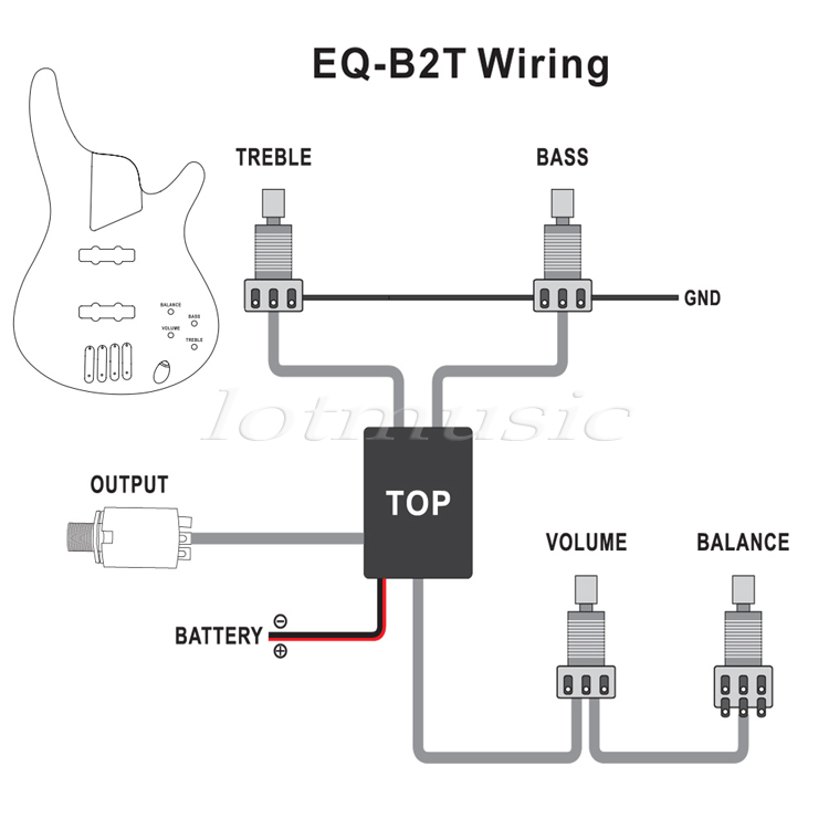 circuit energy picture more detailed picture about guitar active guitar active eq b2t eq b3t preamp circuit for active bass pickup