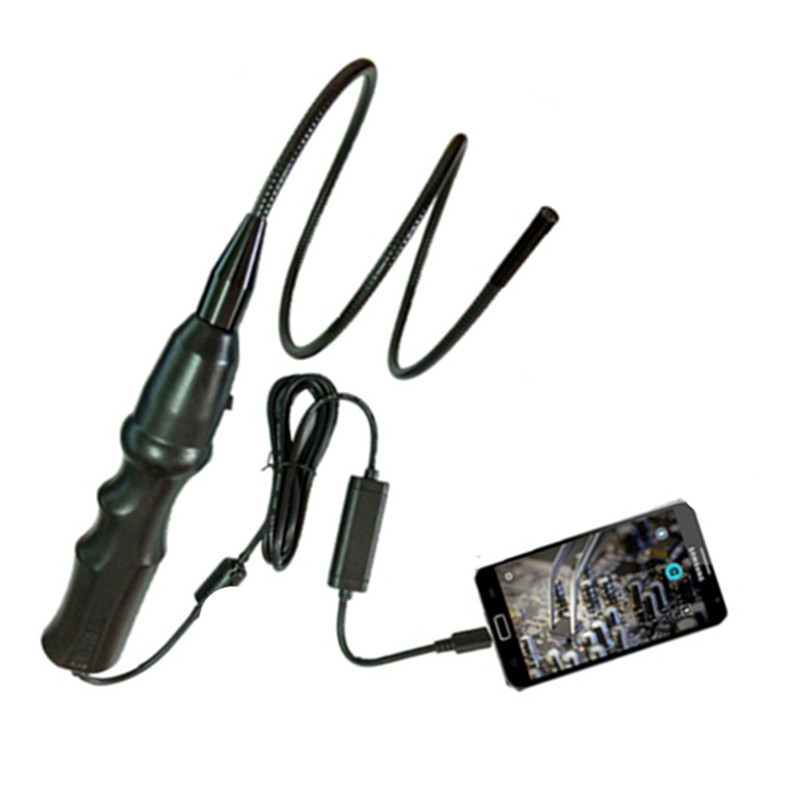 7MM 1.3MP Water-Proof IP67 For Android and Windows USB Mobile Endoscope 7mm endoscope for android windows
