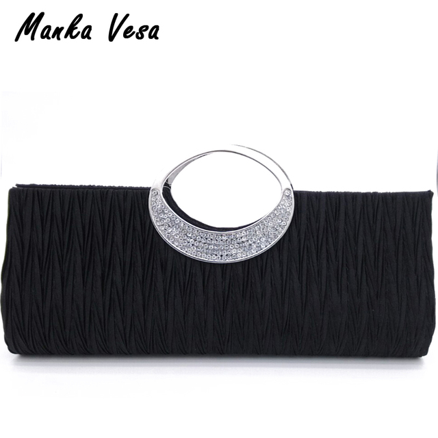 Manka Vesa Valise Bolsos Wedding Bag Women Clutch Bag Evening Bags Messenger Party Handbags Cross Body Shoulder Small Sac A Main