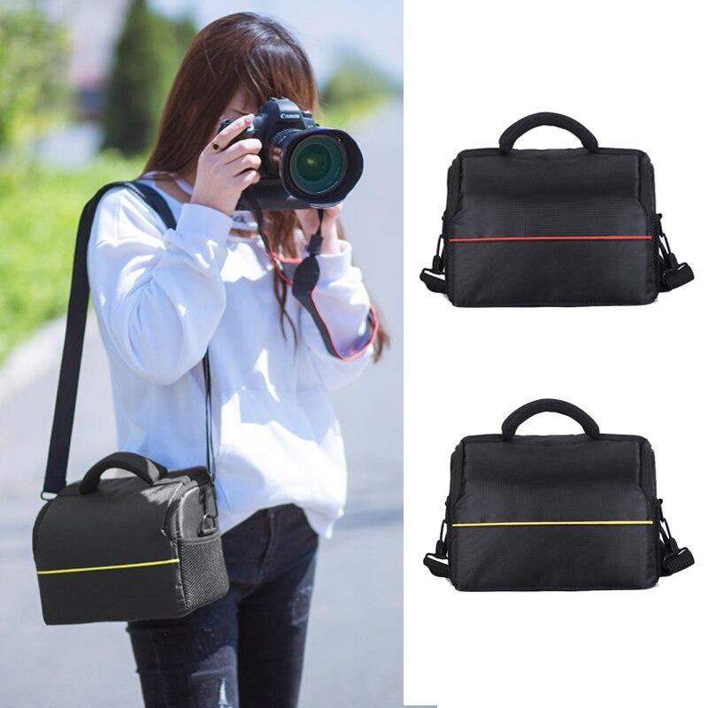 One-Shoulder Digital Camera Bag Diagonal Waterproof Polaroid Camera Bag