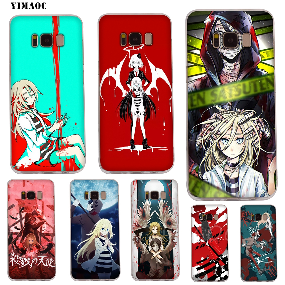 Angel Of Death 2017 us $1.39 50% off|yimaoc angels of death soft tpu case for galaxy j3 j5 j6  j7 a5 2016 2017 a6 a9 2018 note 8 9 s7 edge s8 s9 s10 plus s10e cover-in