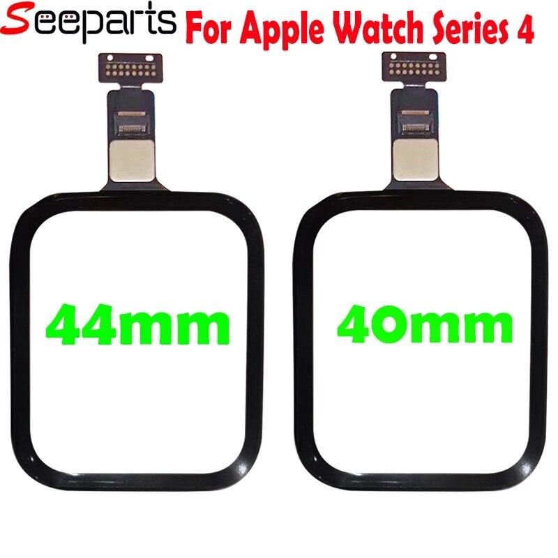 NOUVEAU 40mm/44mm Pour Apple Montre Série 4 numériseur à écran tactile panneau capteur de Remplacement Pour Apple Montre Series4 écran tactile