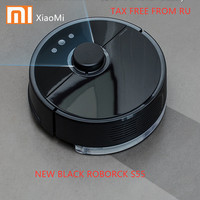 New Roborock S55 S51 Xiaomi Robot Vacuum Cleaner 2 Planned Cleaning Vacuum Cleaner for Home Sweep Wet Mop App Control