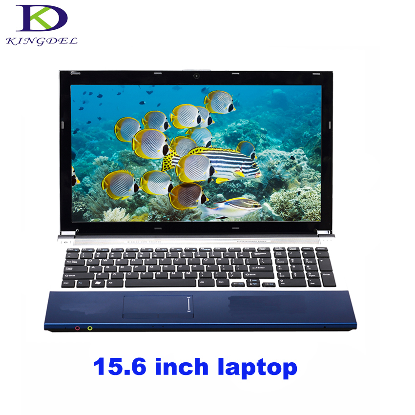 Newest 15.6 Inch Bluetooth Notebook Intel Core I7-3517U CPU Max 3.0GHz Laptop Computer 8GB RAM 500G HDD Windows 7SATA 4M Cache