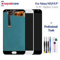 display For meizu mx5 Display Touch Screen Digitizer Assembly For MEIZU MX 5 For Meilan MX5 lcd for meizu mx5 lcd