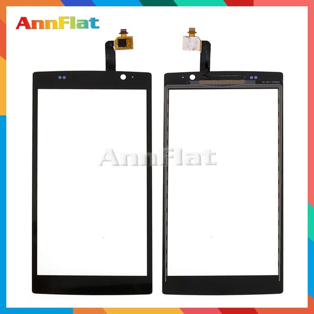 "High Quality 5.0"" For Acer Liquid Z500 Touch Screen Digitizer Front Glass Lens Sensor Panel Free shipping"