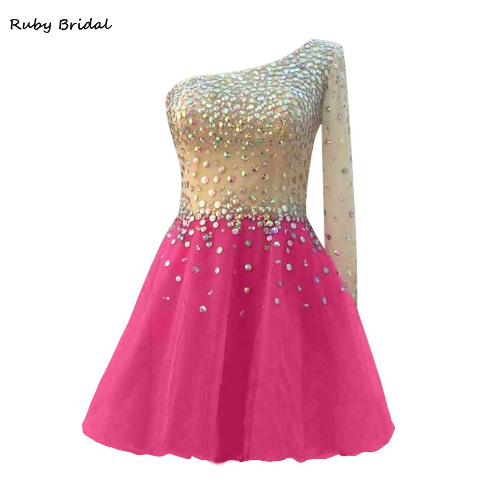 Compra ruby red dresses y disfruta del envío gratuito en AliExpress ...