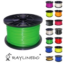 Green Color 1Kilo/2.2Lb Quality PLA 3.00mm 3D Printer Filament 3D Printing Pen Materials