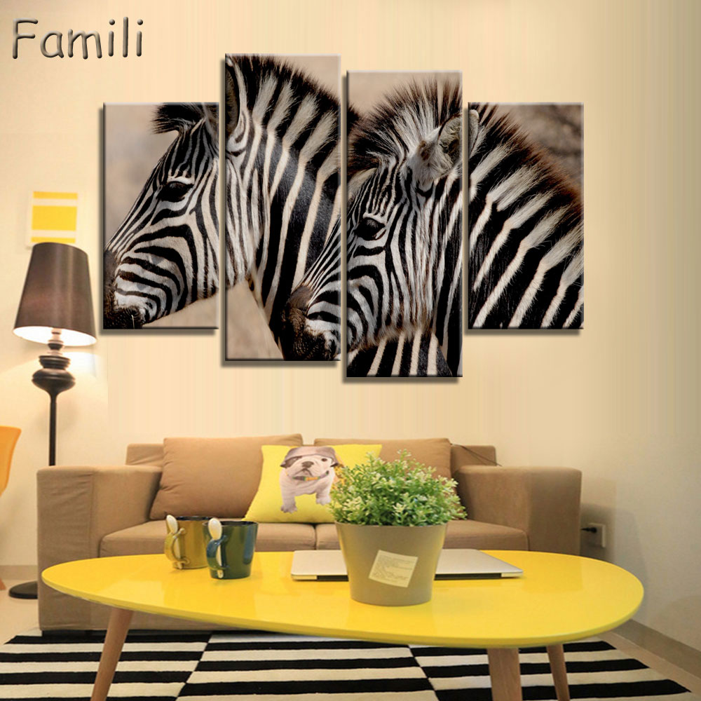 Awesome Zebra Print Wall Decor Gallery - The Wall Art Decorations ...