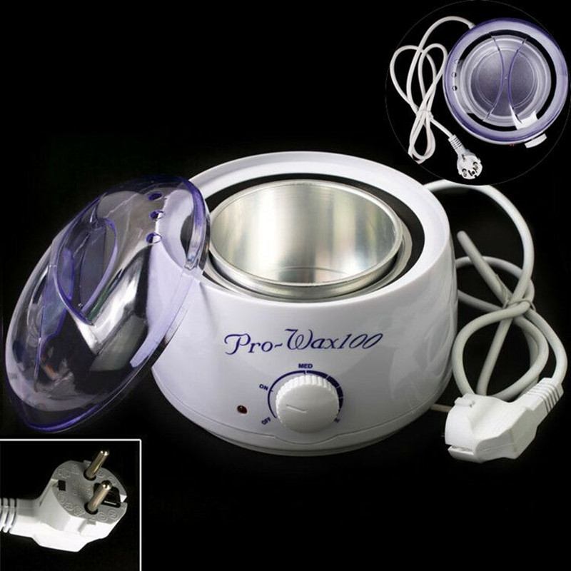 Roll-On Cartridge Depilatory Wax Heater Waxing Warmer Machine Suitable Hair Removal Skin Lift EU Plug Waxing Wax Pot Warmer