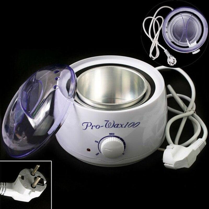 Roll-On Cartridge Depilatory Wax Heater Waxing Warmer Machine Suitable Hair Removal Skin Lift EU Plug Waxing Wax Pot Warmer