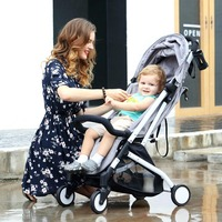 100 Original Cheap Baby Strollers Brands Upgrade 3 In 1 Ultra Travel Portable Folding Suspension Travel