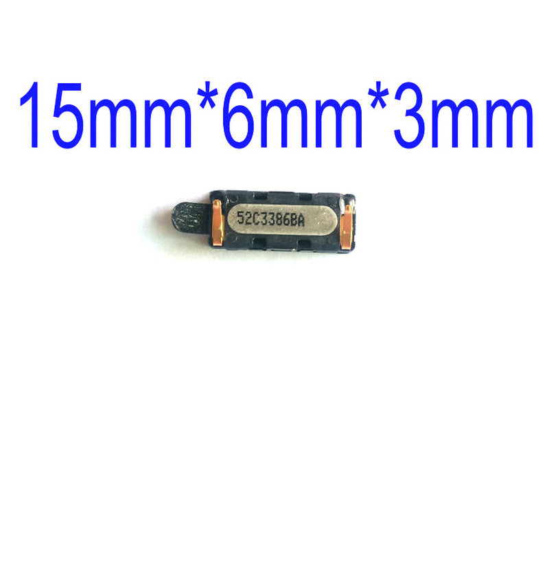 2 pcs New call <font><b>Speaker</b></font> Receiver for Blackview <font><b>BV6000</b></font> BV6000S PRO Android mobile phone image