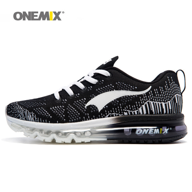 цены Onemix Men's Running Shoes Air Mesh Breathable Sport Sneaker rhythm Male Outdoor Trainers Walking Runner large size 35-47 us 13