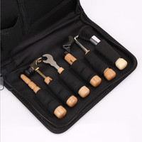 Guitar Repair Kit Cleaning Guitar Accessories Nail Tool G String Torsion Wrench