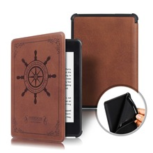Kindle Paperwhite 2018 Case Slim Cover with Soft Flexible TPU Back Case for Amazon All new Kindle Paperwhite 4 10th Generation