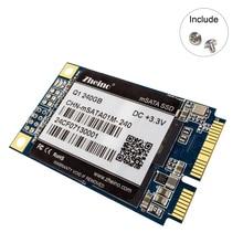 Zheino Q1 mSATA SATAIII 240GB SSD SATA3 6GB/S MLC NAND FLASH Internal Solid State Drive For Table PC Laptop Notebook