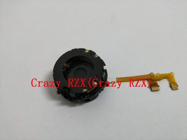 오리지널 셔터 UnitLens Aperture Group 플렉스 케이블 Canon For PowerShot G10 G11 G12 수리 부품