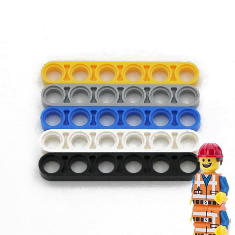 Lego Technic Liftarm 1 x 6 Thin 32063 Choose Quantity /& Color