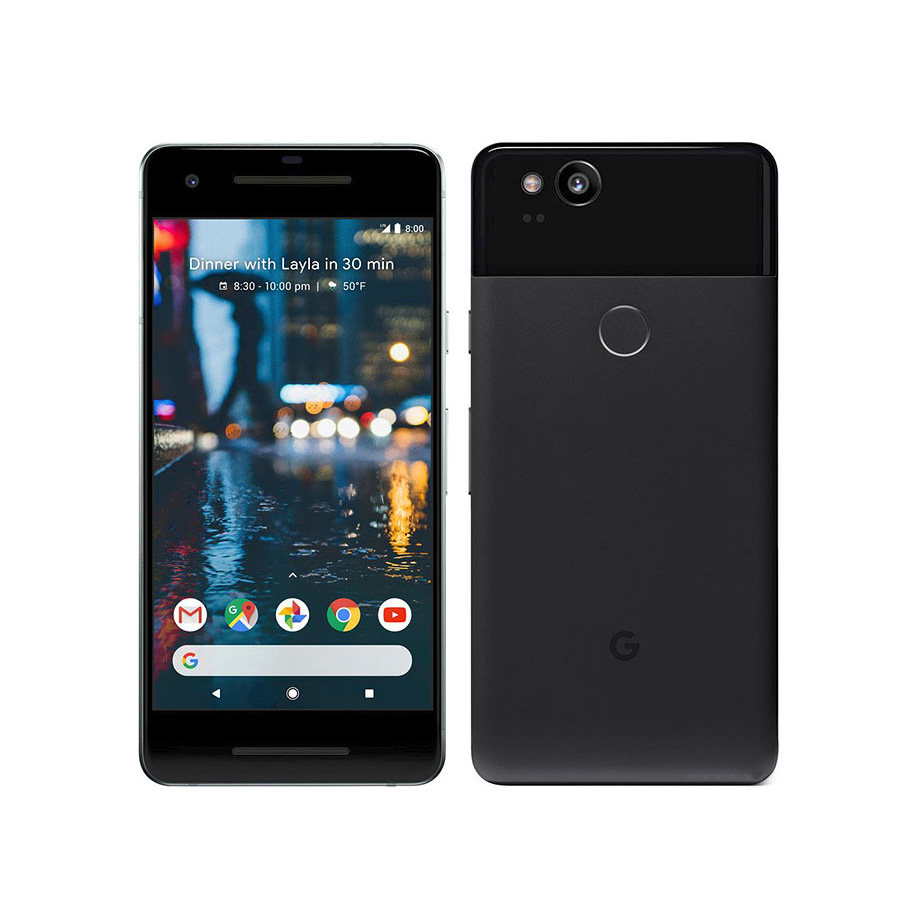 New Original EU Version Google Pixel 2 4G LTE Mobile Phone 5 Inch 4GB RAM 64GB/128GB ROM Snapdragon 835 Octa Core Smart Phone