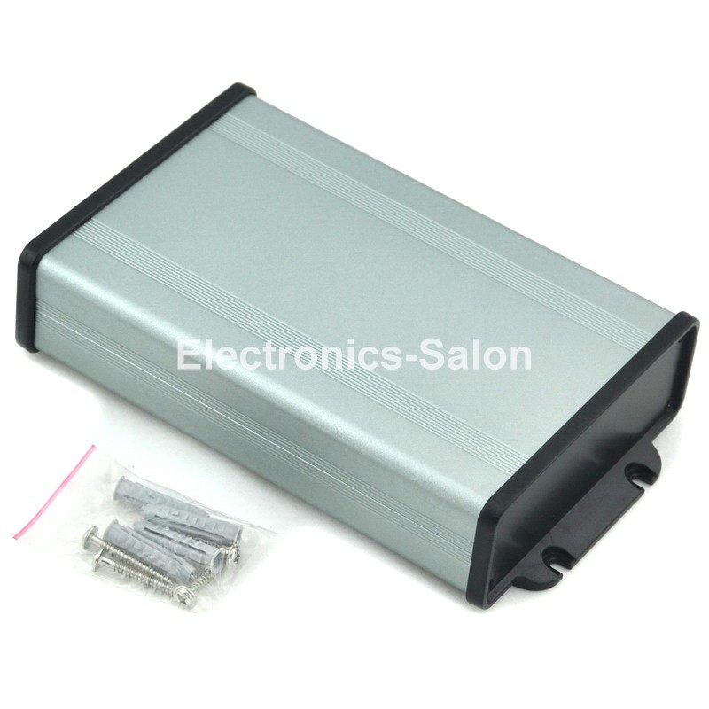 Wall-mounting Aluminum Case, 3.78