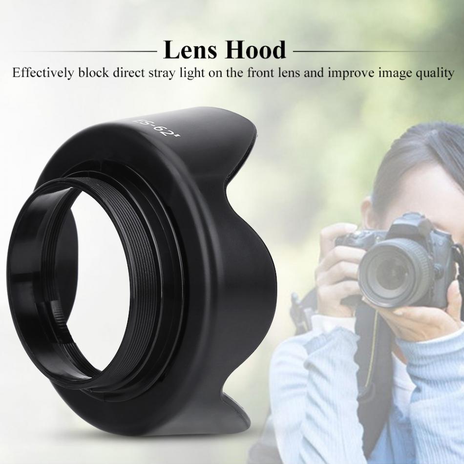 Lens Hood Shade for Canon EF f//1.2L 85mm USM//EF f//1.2L 85mm II USM//EF f//2.8L 80-200mm Vbestlife Lens Hood for Camera