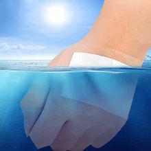 20 шт водонепроницаемая медицинская прозрачная лента для повязки