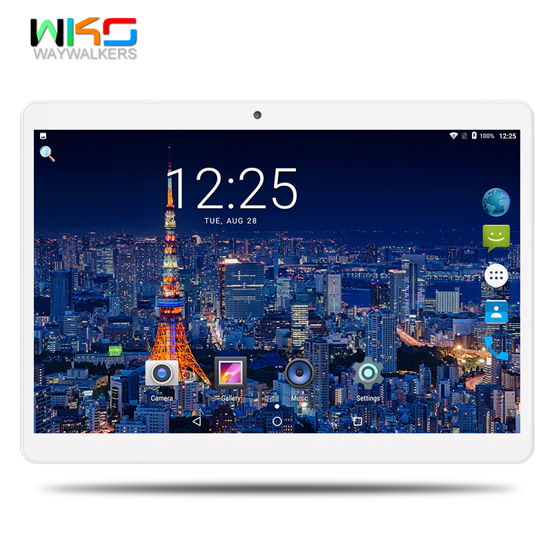 4G LTE 10.1 inch Tablet PC Android 7.0 Octa Core 4GB RAM 32GB ROM dual cameras 2.0MP IPS 1280*800 GPS phone Tablets WiFi lnmbbs 8 inch tablet sims android 7 0 cheap tablets with free shipping lte 4g eight core 1280 800 2g ram 32g rom wifi game play