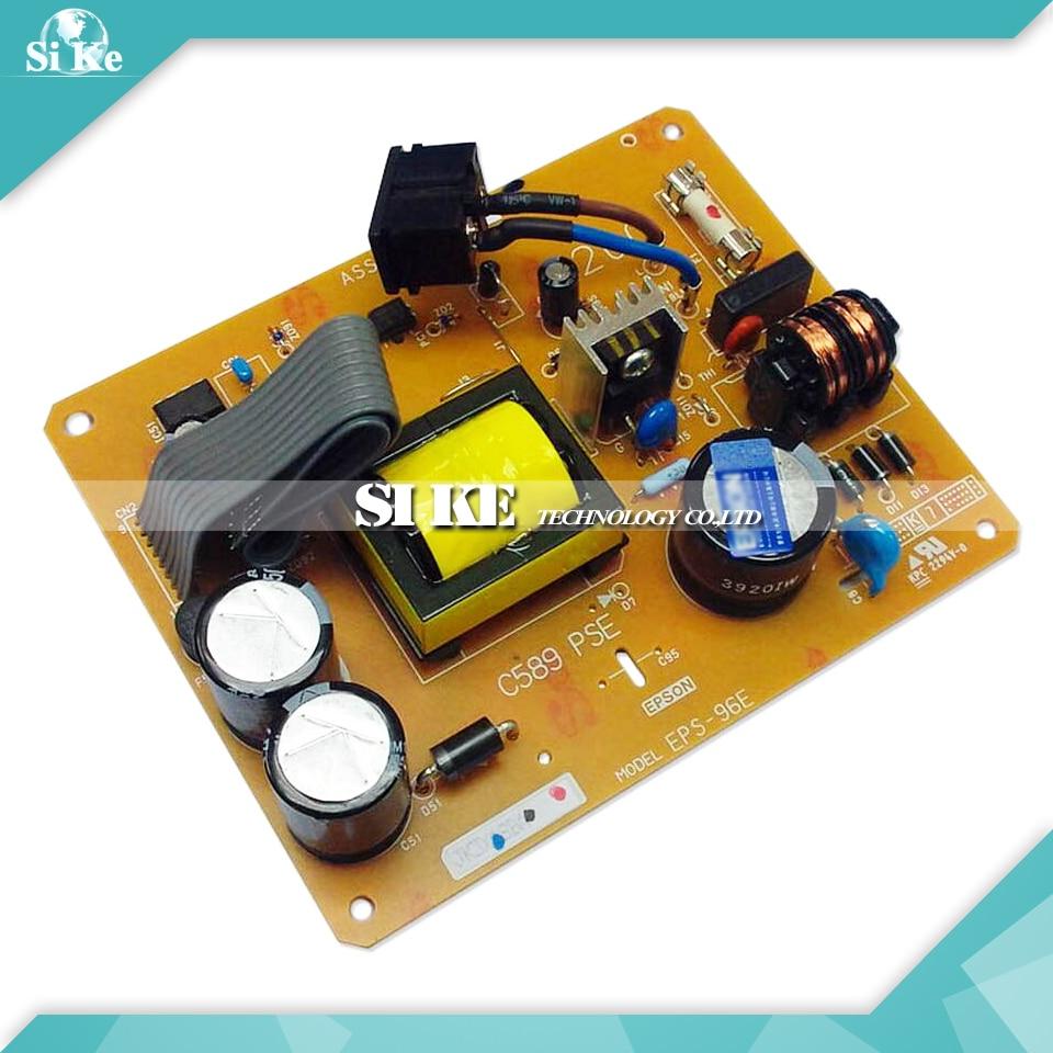 ФОТО Engine Control Power Board For Epson Stylus Photo R1390 R1400 R1800 R1900 1390 1400 1800 1900 Voltage Power Supply Board