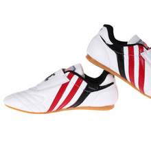 Taekwondo font b Shoes b font Breathable Wear resistant kickboxing Competition Tae kwon do font b