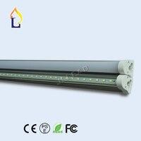 100pcs Lot T5 Led Tube Light 2400mm 40w 240cm 2 4m Smd2835 240leds LED Fluorescent Tube