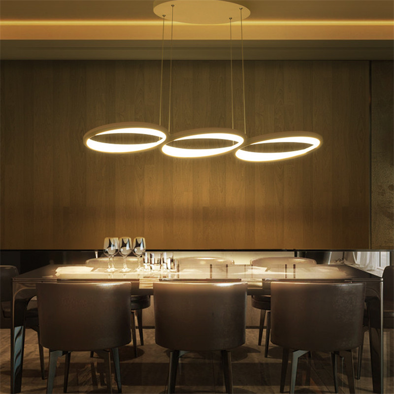 Led pendant warehouse style light fixture modern pendant lights for living room dining room led - Modern pendant lighting for dining room ...