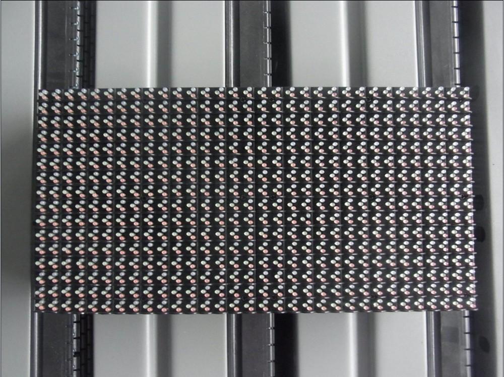 Front---P8 RGB led module